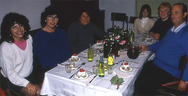 Turija Familienessen
