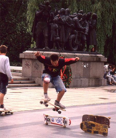 Skateboard Sofia