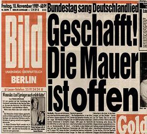 Berliner Mauer Bild