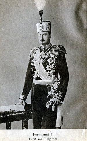 Bulgarien Ferdinand