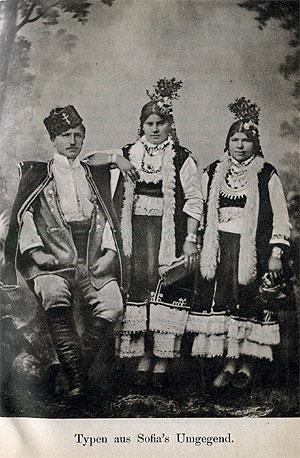 Bulgarien Volstypen