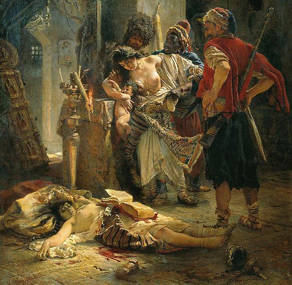 Makowski Märtyrerinnen