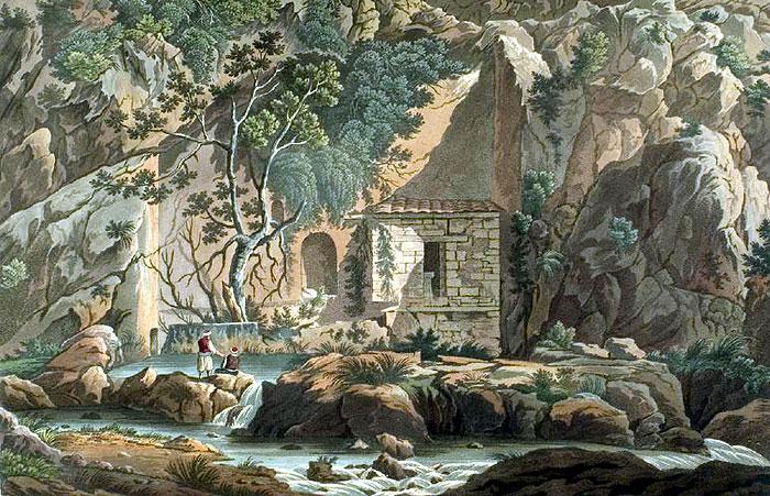 Dodwell Kastalia Delphi