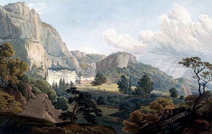 Dodwell Megaspilion Kloster
