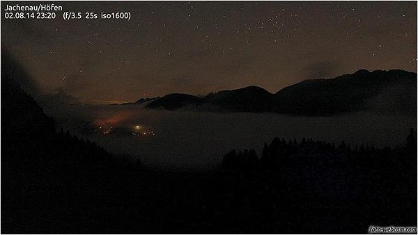 Jachenau Nacht