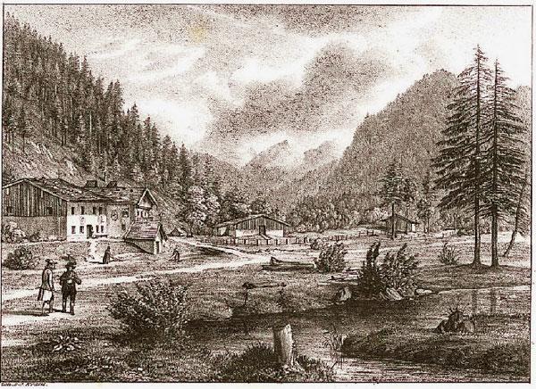 Jachenau 1837