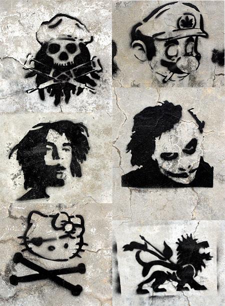 Hydra Graffiti