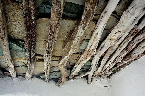 Kykladenhaus Bodenfläche