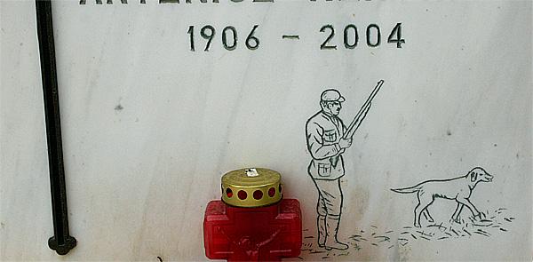 Folegandros Friedhof
