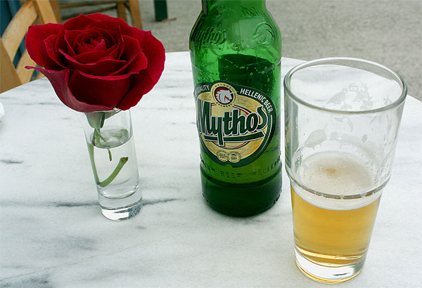 Mythos Rose Pounta