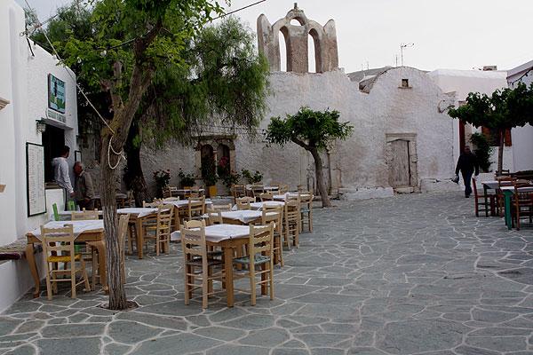 Folegandros Kritikos Taverne