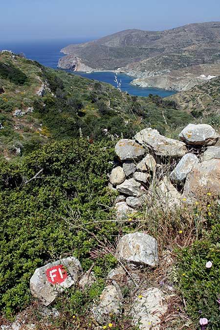 Agkali Bucht Folegandros