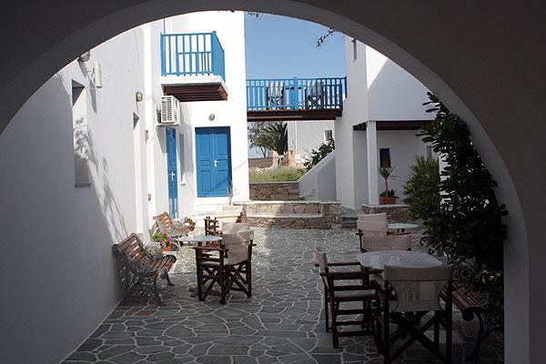 Folegandros Aegeo Hotel