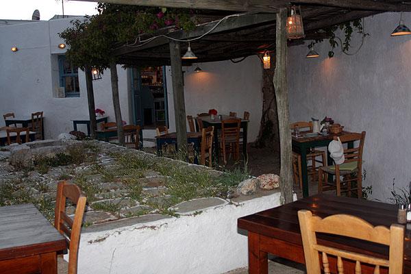Pounta Garten Folegandros
