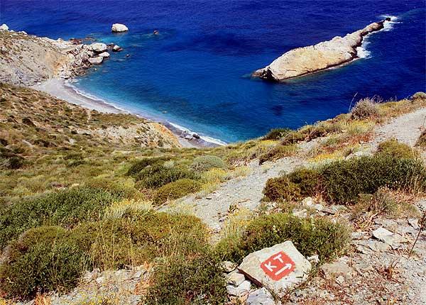 Katergo Bay Folegandros