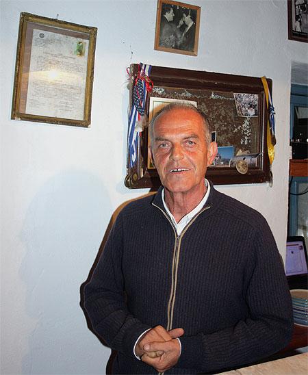 Pounta Takis Folegandros