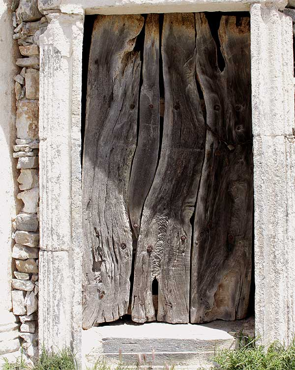 Tür Episkopi Sikinos