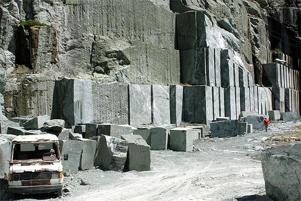 Weg in den Steinbruch 2