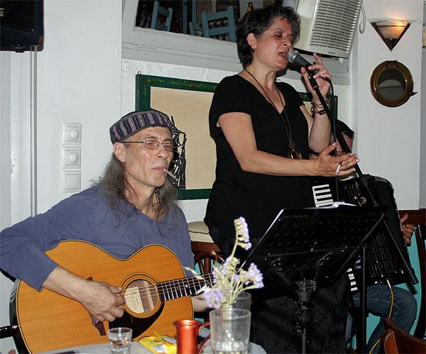 Lizeta Kalimeri Band Tinos