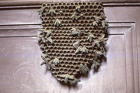 Staglieno Bienen