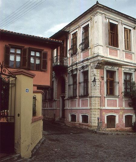 Xanthi Altstadt