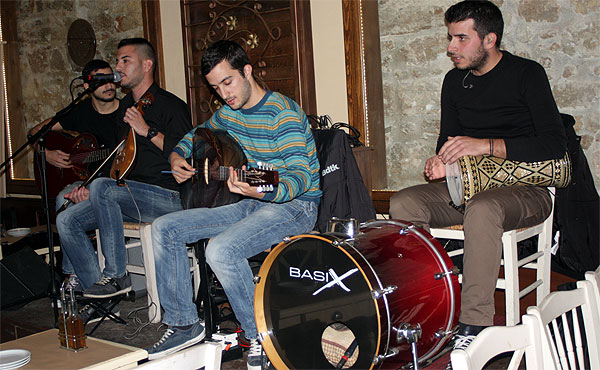 Chalkina Chania Band
