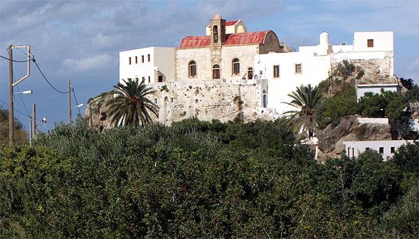 Kloster Chrissokalitissa