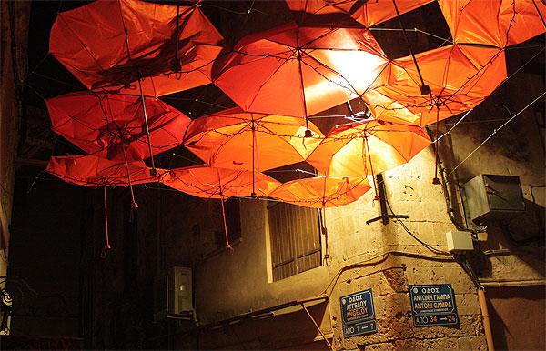 Chania Schirme