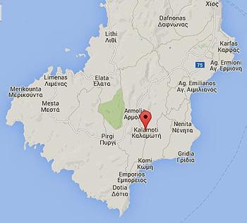 Mastix Territorium Chios