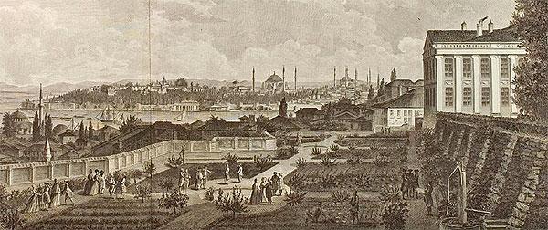 Frz Botschaft Konstantinopel