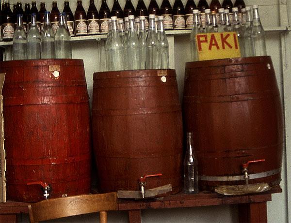 Wein in Ioannina