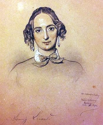 Fanny Lewald 1848