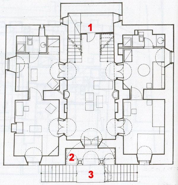 Filippidi-Erdgeschoss