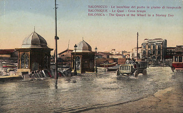 600_Saloniki-HochwasserHafen